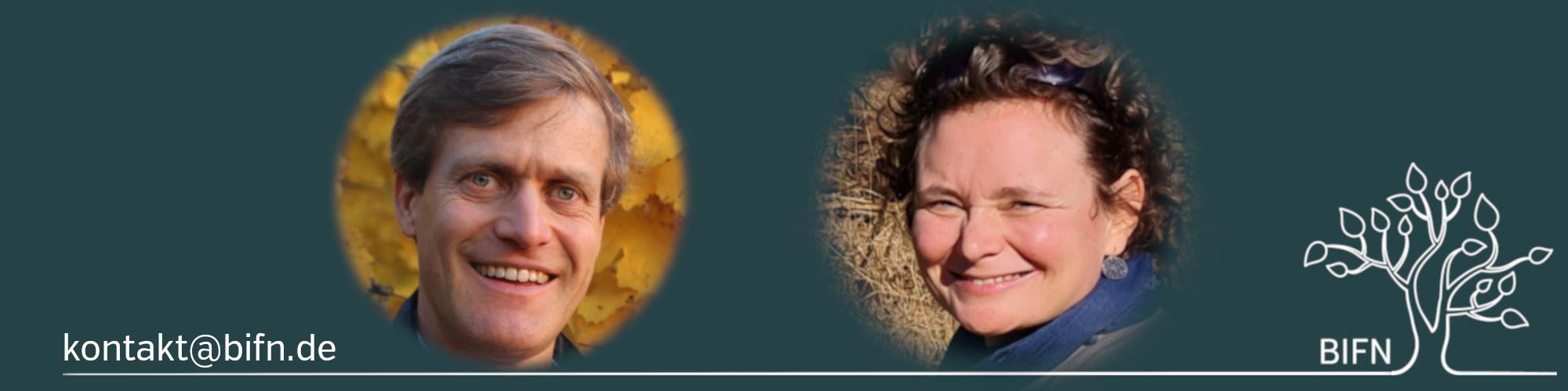 Eva Istas und Friedrich Weber